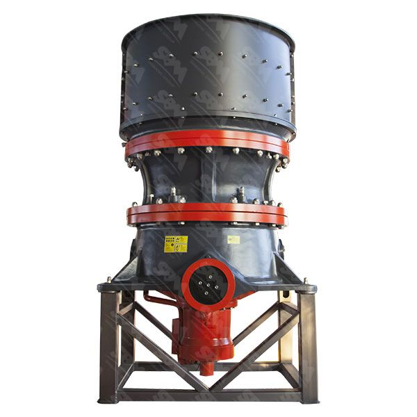 HST——A high-end cone crusher with perfect balance of performance and cost