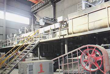 3,000,000TPY Iron Ore Crushing Line