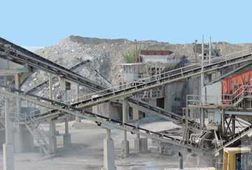 Iron Ore Crushing Line