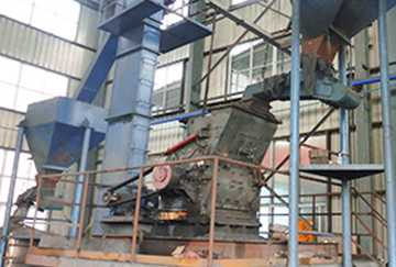 Hubei 50,000TPY Silica Grinding Line