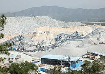 Southeast Asia 1000-1200TPH Granite Crushing Production Line