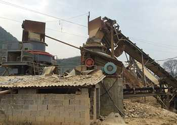 Guangxi 100TPH Pebble Crushing Line