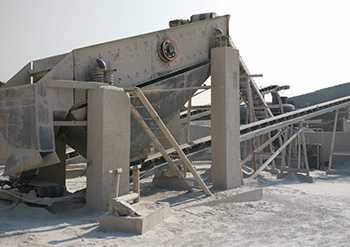 Liaoning 3000TPD Limestone Crushing Line