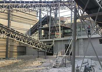 Shandong 150T/H Granite Crushing Line