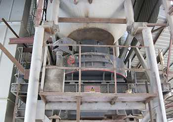 Shanghai Pebble Crushing Line