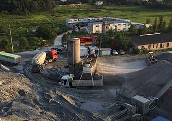 Hunan 130-200TPH Construction Waste Crushing Line